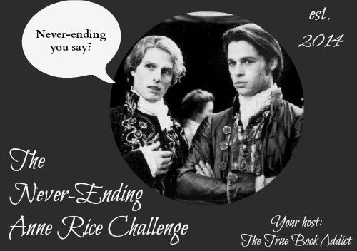 grab button for The Never-Ending Anne Rice Challenge